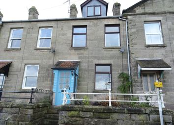 Thumbnail 3 bedroom terraced house to rent in Doveside, Mayfield, Ashbourne