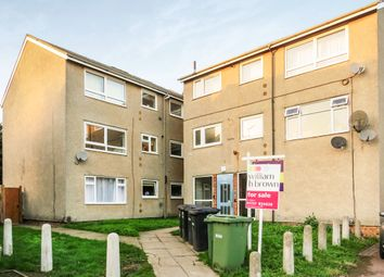 Thumbnail 3 bed flat for sale in Allen Close, Wheathampstead, St. Albans