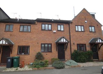 Thumbnail 2 bed terraced house for sale in Boggy Lane, Church Broughton, Derby, Derbyshire