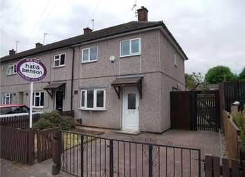 Thumbnail 2 bed end terrace house for sale in Walthamstow Drive, Derby