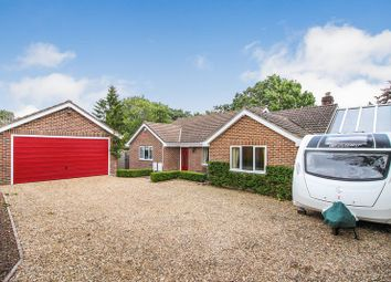 Thumbnail 3 bed detached bungalow for sale in Newtown Road, Warsash, Southampton