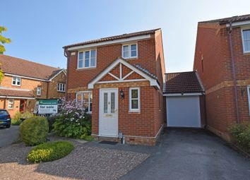Raygnoldes, Church Crookham, Fleet GU52. 3 bed detached house