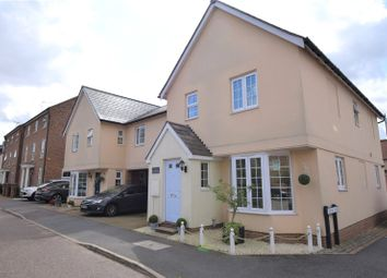 Thumbnail 4 bed link-detached house for sale in Newell Road, Stansted