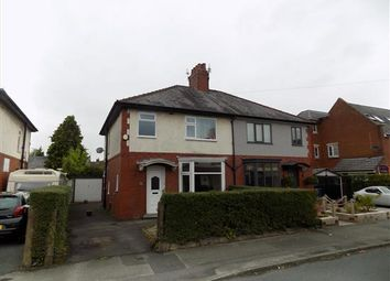 Thumbnail 3 bed property to rent in Woodville Road, Penwortham, Preston