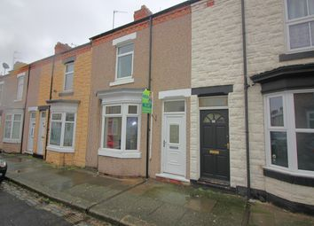 Thumbnail 2 bed terraced house to rent in Marshall Street, Darlington