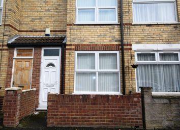 Thumbnail 2 bedroom terraced house to rent in Devon Street, Hull