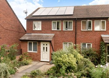 Thumbnail 4 bedroom semi-detached house for sale in Beaufort Close, Didcot