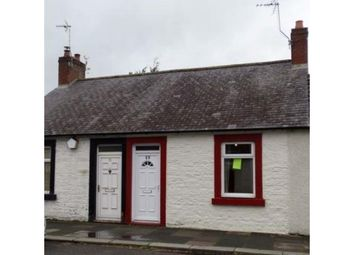 Thumbnail 1 bed terraced house to rent in Netherside, Mains Street, Lockerbie