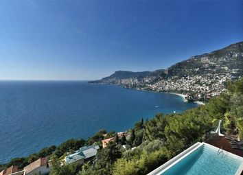 Thumbnail 5 bed property for sale in Roquebrune Cap Martin, French Riviera, 06190