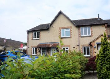 Thumbnail 2 bed terraced house for sale in Wilkins Close, Swindon