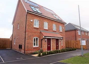 Thumbnail 3 bed semi-detached house for sale in Bellevue Road, Kirkby