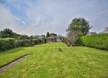 Thumbnail 3 bed detached bungalow for sale in St Mellons Road, Marshfield, Cardiff