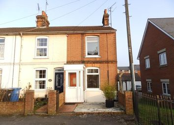Thumbnail 3 bedroom end terrace house for sale in Orwell Road, Ipswich