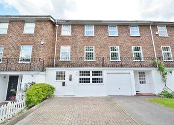 Thumbnail 4 bedroom terraced house for sale in York Road, New Barnet