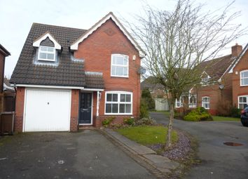 Thumbnail 3 bed detached house to rent in Glaston Drive, Solihull