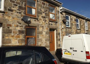 Thumbnail 2 bedroom terraced house for sale in Tuckingmill, Camborne, Cornwall