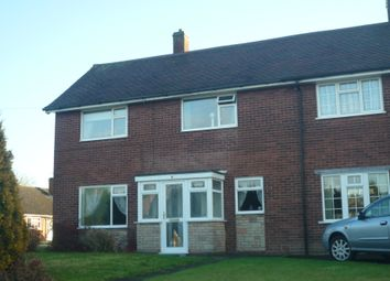 Thumbnail 3 bed end terrace house to rent in School Lane, Coven
