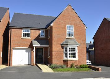 Thumbnail 4 bed detached house for sale in Sandoe Way, Exeter