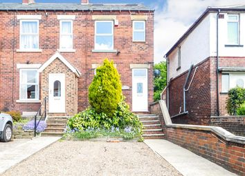 Thumbnail 3 bed end terrace house to rent in Cliff Road, Crigglestone, Wakefield