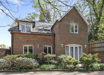 Thumbnail 2 bedroom flat for sale in Moorcroft, Elgin Road, Weybridge, Surrey