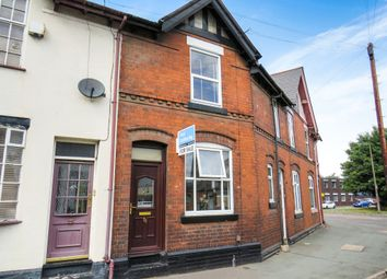 2 bed terraced house for sale in Mount Pleasant, Bilston WV14