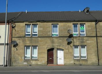 Thumbnail 1 bedroom flat for sale in Glasgow Road, Wishaw