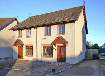 Thumbnail 3 bed semi-detached house for sale in Concraig Place, Kingswells, Aberdeen, Aberdeenshire