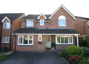 Thumbnail 4 bed detached house to rent in Denham Fields, Fair Oak, Eastleigh