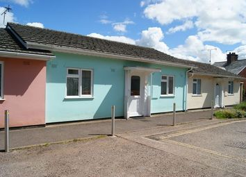 Thumbnail 1 bed terraced bungalow for sale in Maple Grove, Tiverton