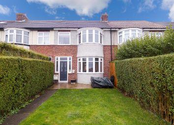 3 bed terraced house for sale in Dene View, Ashington NE63
