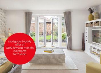 "Thumbnail 3 bedroom terraced house for sale in ""Waterville"" at Park Prewett Road, Basingstoke"