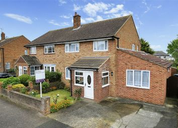 Thumbnail 4 bed semi-detached house for sale in Fitzgerald Avenue, Herne Bay, Kent