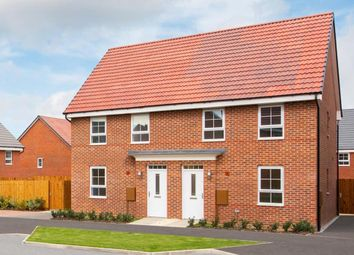 """Thumbnail 3 bed semi-detached house for sale in """"Finchley"""" at Pedersen Way, Northstowe, Cambridge"""