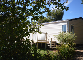 Thumbnail 3 bed lodge for sale in Hook Lane, Warsash, Southampton