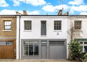 Thumbnail 3 bed mews house for sale in Lancaster Mews, Bayswater