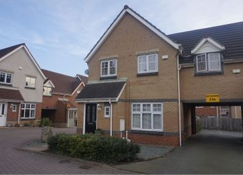 3 bed link-detached house for sale in Roman Court, Wallsend NE28