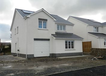 Thumbnail 4 bed detached house for sale in Heol Y Cwm, Cross Inn, Llandysul, Ceredigion