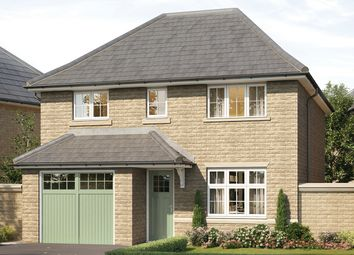 """Thumbnail 4 bedroom detached house for sale in """"Shrewsbury"""" at Stoney Bank Road, Holmfirth"""