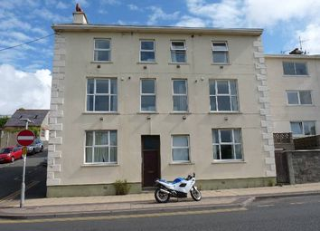Thumbnail 2 bed flat to rent in Hamilton Terrace, Milford Haven, Pembrokeshire