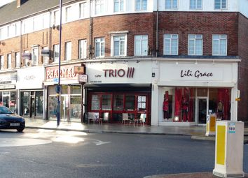 Thumbnail Restaurant/cafe to let in Station Road, Edgware