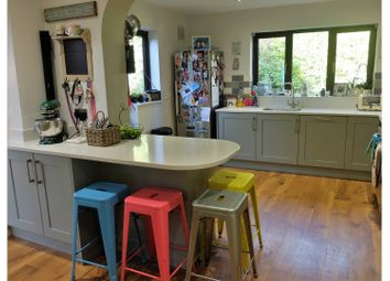 Thumbnail 4 bed detached house for sale in Treelands, Dorking