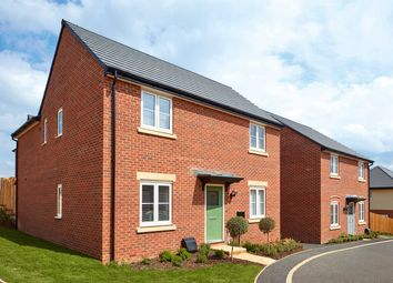 "Thumbnail 4 bed detached house for sale in ""The Deeping"" at Hill Top Close, Market Harborough"