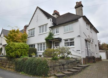Thumbnail 3 bed semi-detached house for sale in Rancliffe, Castle Hill, Duffield, Derbyshire