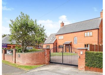 Thumbnail 4 bed detached house for sale in Burwell, Louth