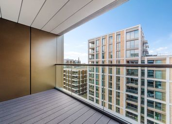 Thumbnail 1 bed flat to rent in Chelsea, Chelsea Bridge Wharf, London