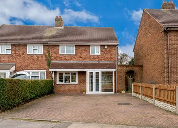 Thumbnail 2 bedroom semi-detached house for sale in Grenfell Road, Little Bloxwich, Walsall