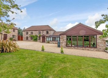 Thumbnail 6 bed detached house for sale in Stroat, Chepstow