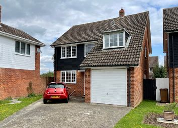 Thumbnail 4 bed detached house for sale in Hawbridge, Capel St. Mary, Ipswich