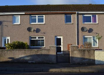 Thumbnail Terraced house for sale in Meadow Crescent, Elgin