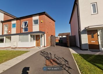 Thumbnail 3 bed semi-detached house to rent in Carbis Avenue, Manchester